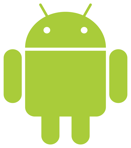 Logo of Android