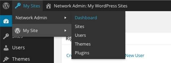 Network Dashboard Link