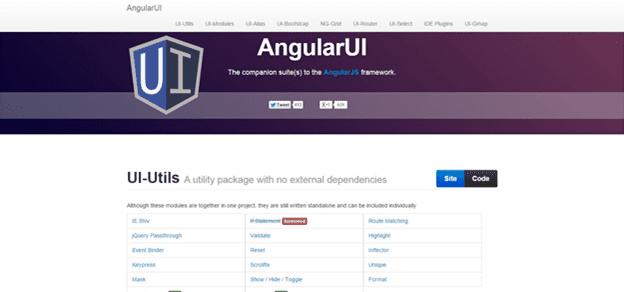 Angular-UI