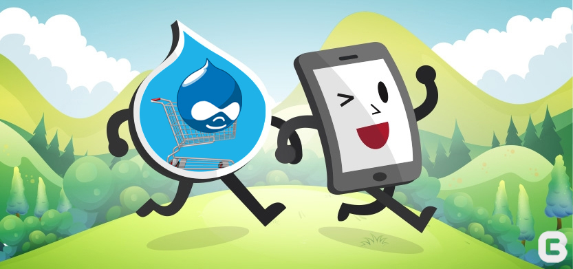 Drupal in versatile application developement furthermore Ecommerce