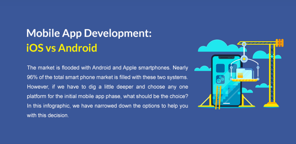 Mobile App Development: iOS vs Android