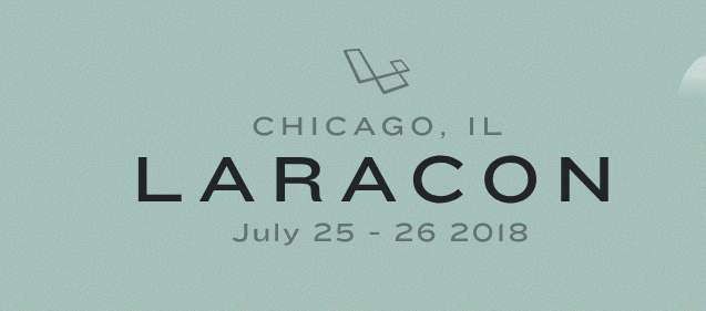 Laracon US 2018