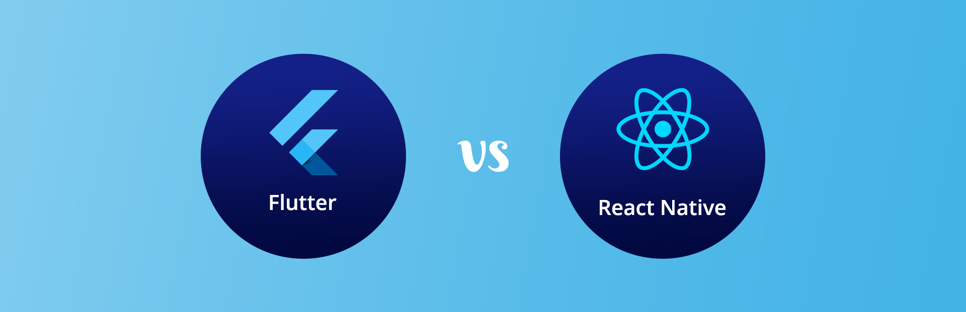 Why Flutter trumps React Native as the Top-Choice cross-development Technology?