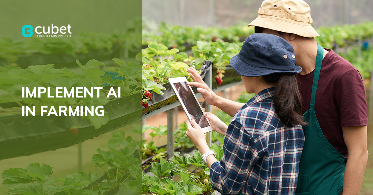 How AI is helping farmers to feed 10 Billion people?