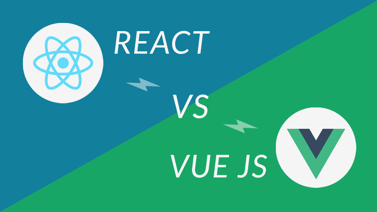 The future of front-end development – React vs Vue js