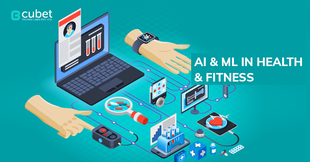 Implementing machine learning and AI in health and fitness