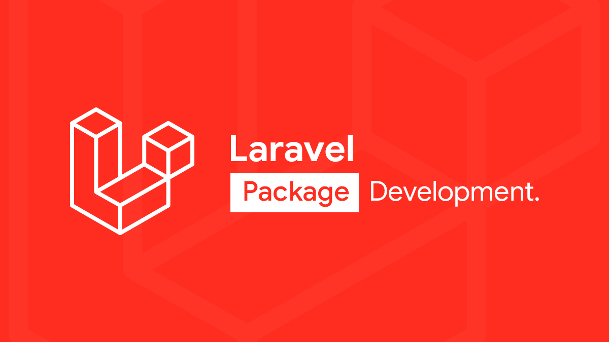 Laravel Package Development