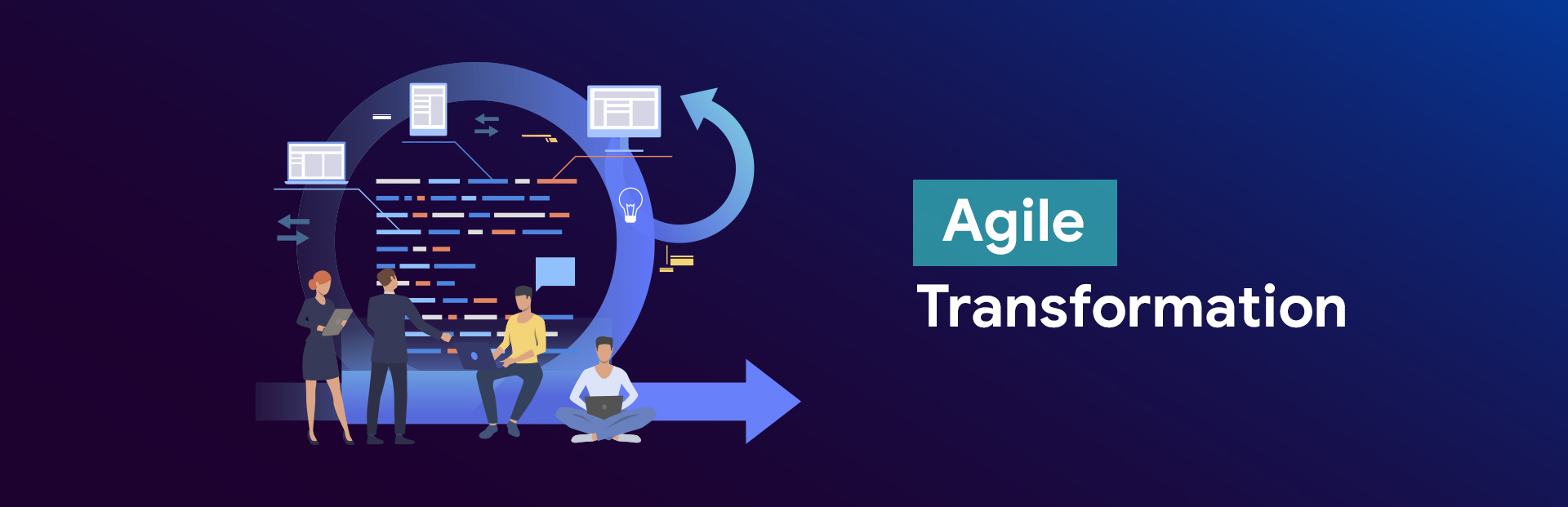 How Can Agile Transformation Help In Dealing With Complex Problems During Product Development?